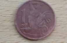 1 koruna