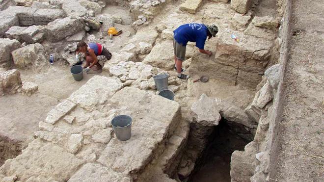 Black Sea treasure 11 Poklad a svědectví pohnutých událostí vydala starodávná pevnost Artezian