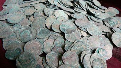 po Poklady posledních let: Poklad z Kašperských hor