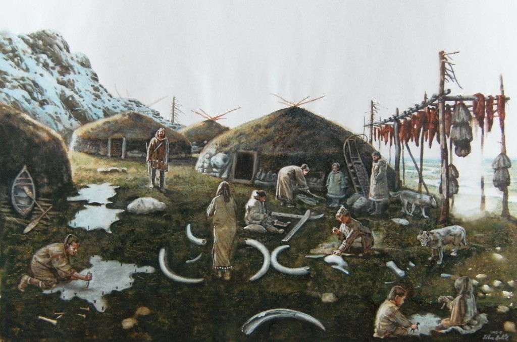 pavlov2 1024x679 Archeologické záhady 1.   Šamani
