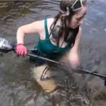 hledani ve vode