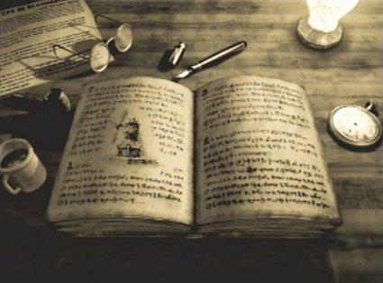 stara kniha Kniha přání a stížností