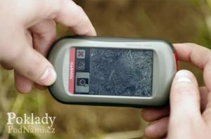 navigace garmin foceni 300x198 Záznam a sdílení nálezových okolností