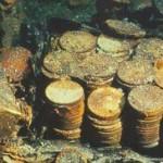 S.S.Central America mince z vraku lodi