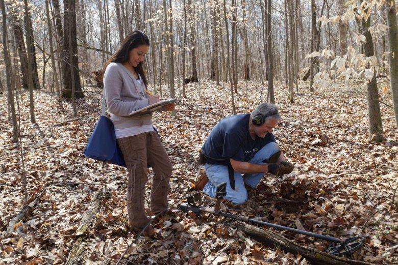 archeologie a detektory Archeologové a detektoráři si umí podat ruce!
