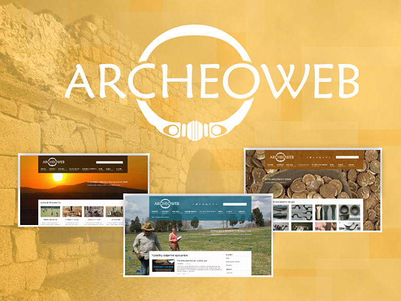 archeoweb Klubovka Archeo Moravia   jak bylo a bude