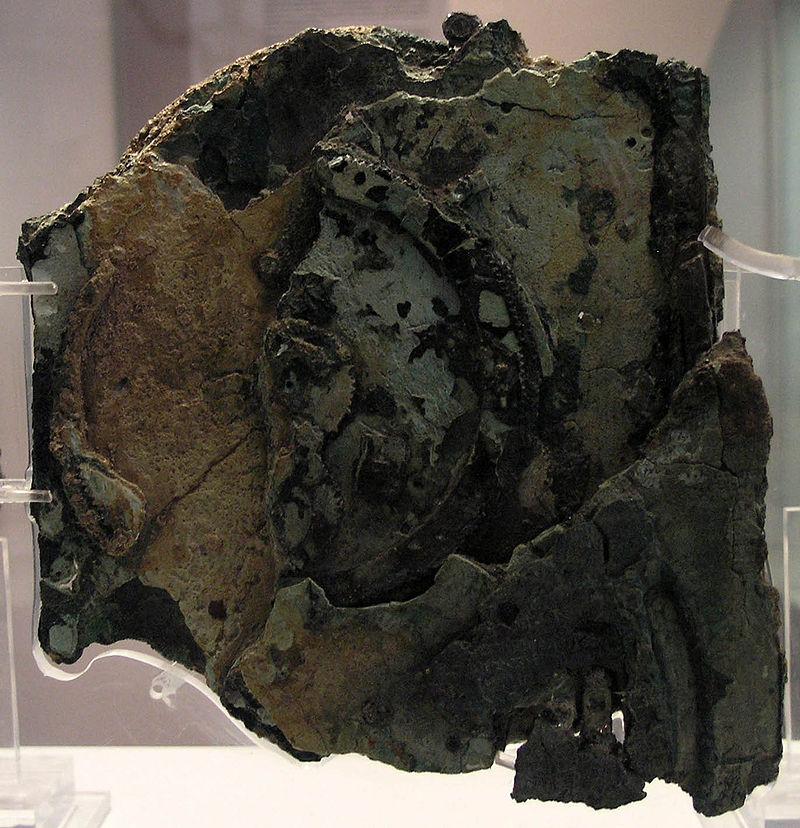 Machine dAnticythere 4 2000 let starý počítač byl nalezen ve vraku starověké lodi