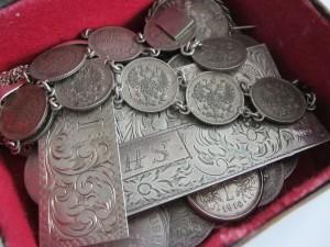 IMG 0839 300x225 Sbírání stříbra   medaile a šperky