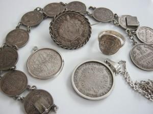 IMG 0842 300x225 Sbírání stříbra   medaile a šperky