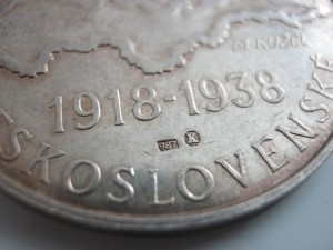 IMG 0853 300x225 Sbírání stříbra   medaile a šperky