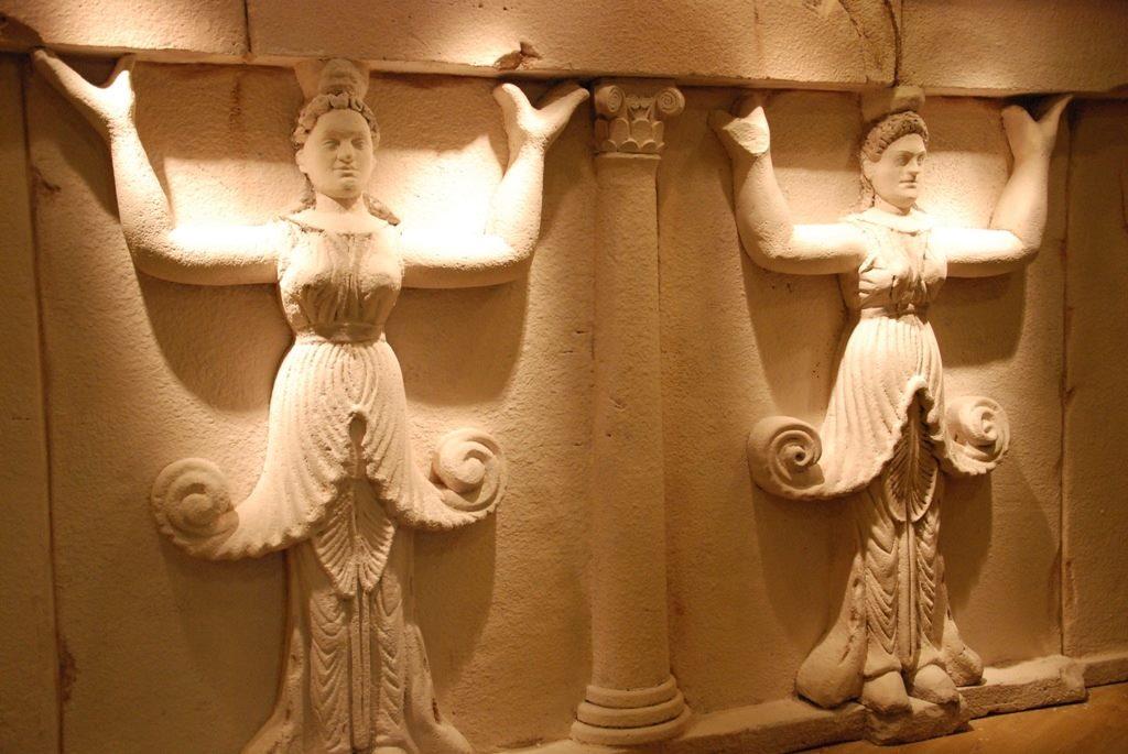 Thracian 6 Thrácká hrobka ve Sveštari plná zlata