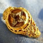 anglosaský prsen z 9 století