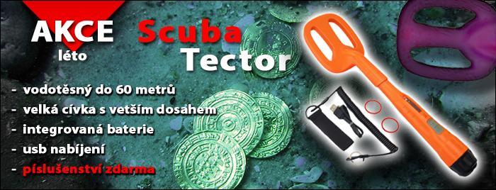 scubatector banner Quest Scuba Tector, Xpointer a Xpointer PRO